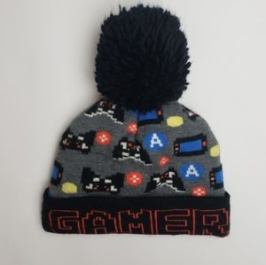 The Children's Place | Gamer Knit Winter Hat